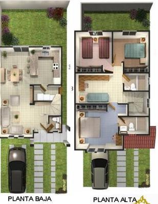 Montbella mi casa culiac n for Modelos de villas de un piso